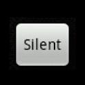 Ringer mode timer widget logo