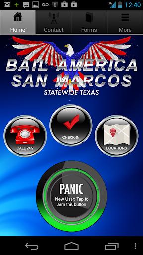 Bail America San Marcos