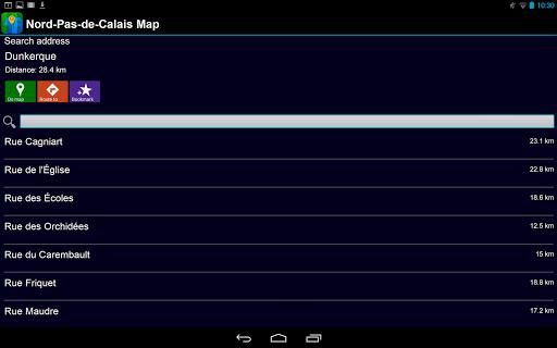 玩免費旅遊APP|下載當前離線 北加來海峽省 地圖 app不用錢|硬是要APP