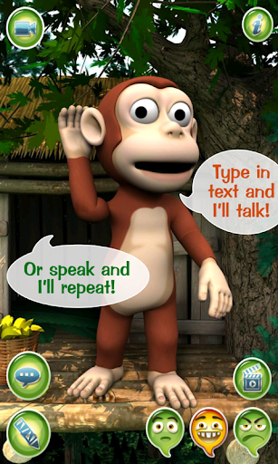 Talky Mack The Talking Monkey