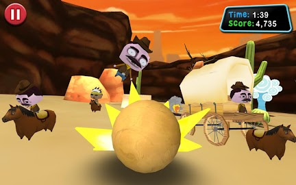 Roll: Boulder Smash! Screenshot 4