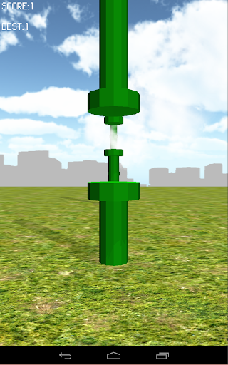 3D Flappy