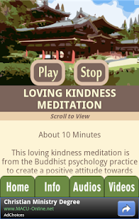 Qi Gong Meditation Relaxation- screenshot thumbnail
