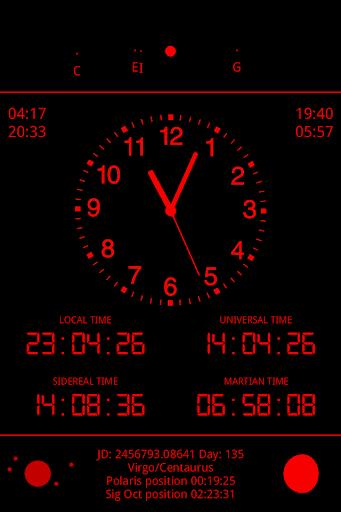 無料书籍AppのObservatory Clock|記事Game