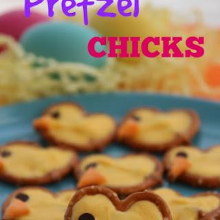 Pretzel Chicks Recipe| Easter Treat Idea