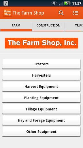 The Farm Shop Inc