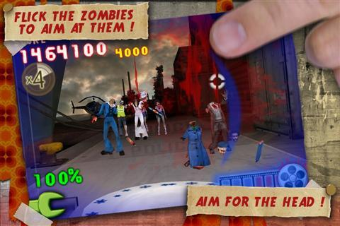 Zombie Flick- screenshot