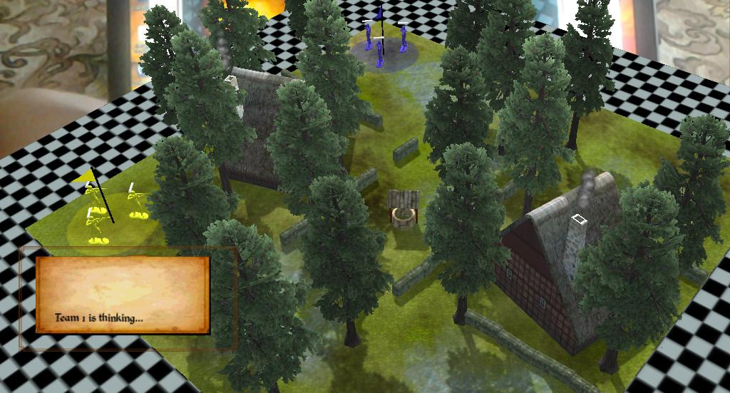 Toy Soldiers: Riflemen - screenshot