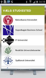 STUDERENDE - screenshot thumbnail
