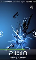 Screenshot of Twins free Magic Locker Theme