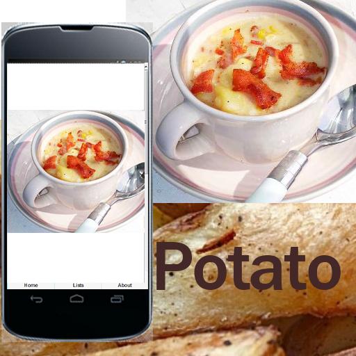 ジャガイモのレシピ