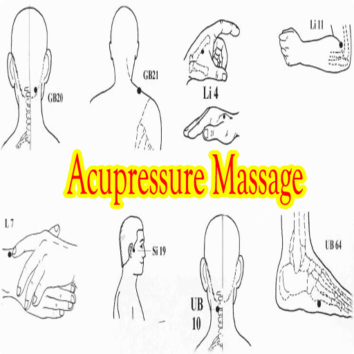 Acupressure Massage 醫療 LOGO-玩APPs