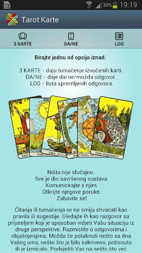 Tarot Karte