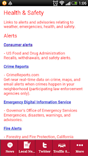 california news,Ca Information - screenshot thumbnail