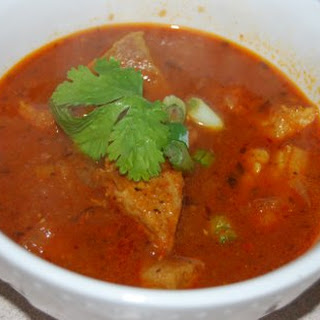 Delicious Pork Curry Recipe