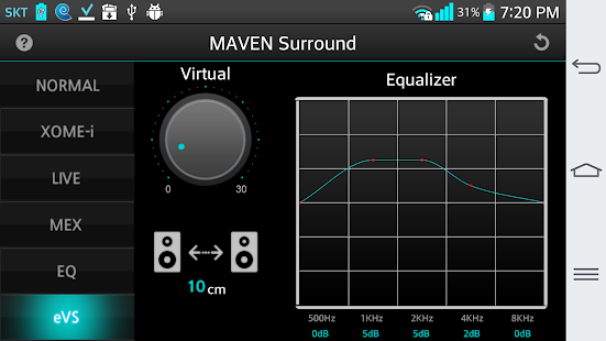 MAVEN Music Player (Pro) - screenshot thumbnail