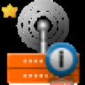 Network Info (Donate) icon