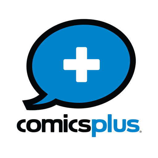 Comics Plus LOGO-APP點子