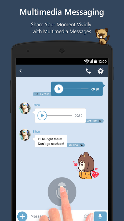 OTO Global International Call - screenshot
