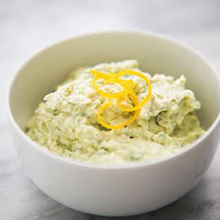 Artichoke Lemon Dip.