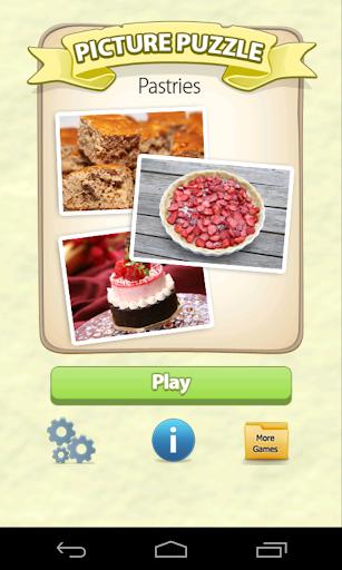 Picture Puzzle Pastries