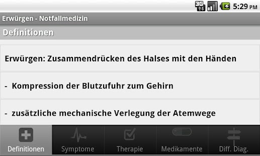 Notfallmedizin- screenshot thumbnail