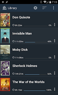 Listen Audiobook Player - screenshot thumbnail