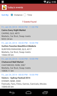 Markets Fairs Festivals- screenshot thumbnail