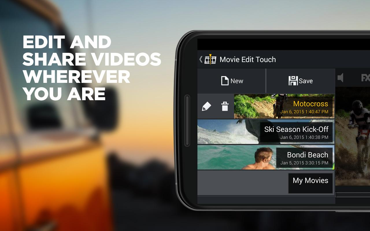Movie edit touch video app android apps on google play movie edit touch video app screenshot ccuart Choice Image