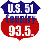 U.S. 51 Country icon