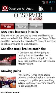 Observer All Access - screenshot thumbnail