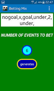Betting Football gold - náhled