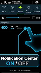 3x battery saver - iBattery - screenshot thumbnail