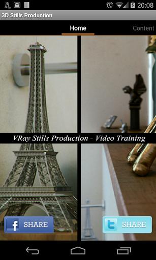 VRay Stills Production