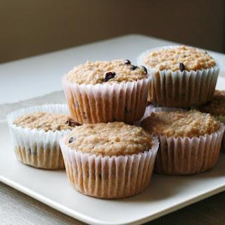 Almond Quinoa Muffins.