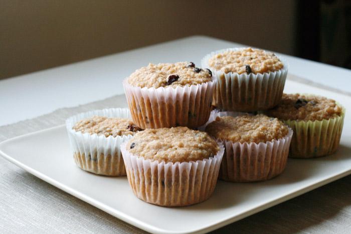 Almond Quinoa Muffins Recipe