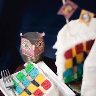 Hogwarts Spice Cake [Printable Version].