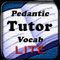 Pedantic Vocab Tutor Lite logo