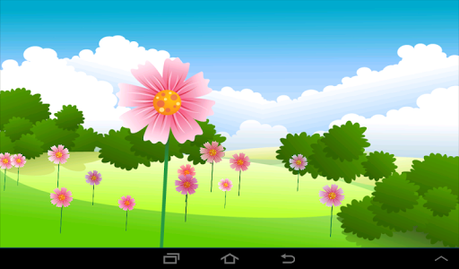 Toddlers Flower Garden Screenshot