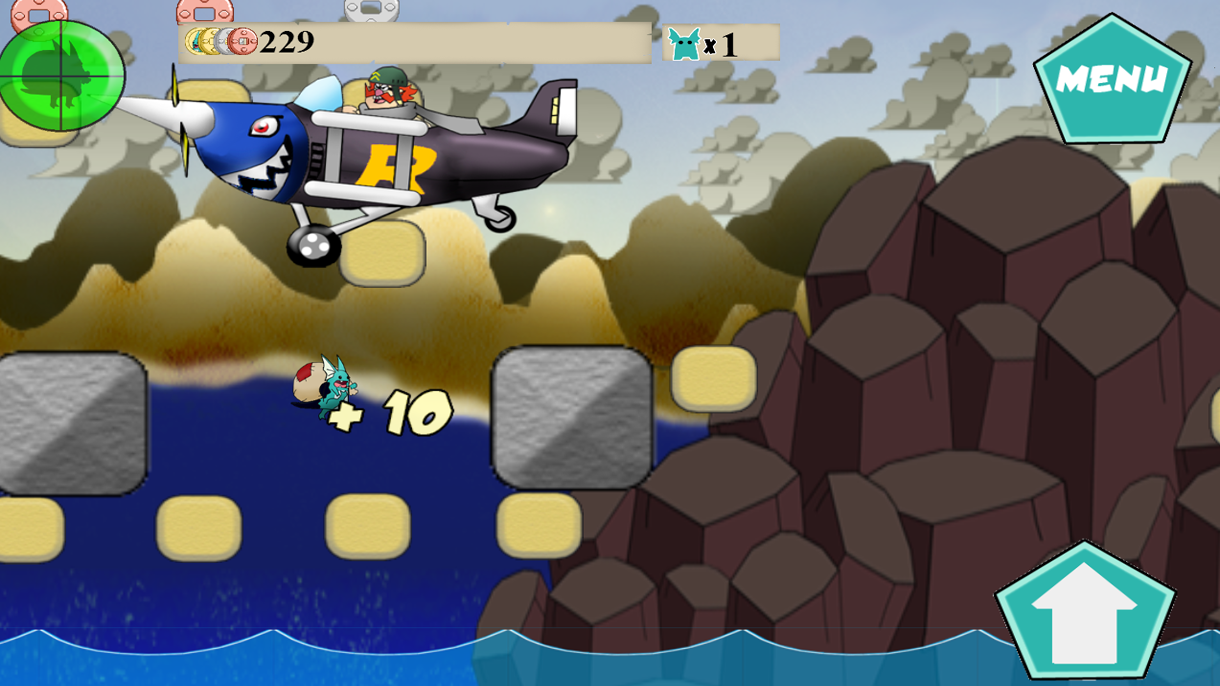 DEMO Baxter's Pocket Venture- screenshot