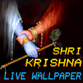 Krishna Darshan Live Wallpaper