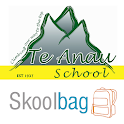 Te Anau School - Skoolbag icon