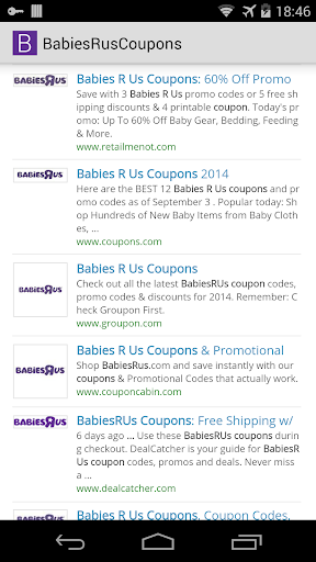 Babies R Us Coupons