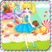 Girl Lollipop DressUp