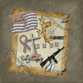 Military Duty GO LOCKER THEME