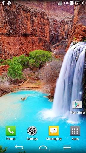 【免費個人化App】瀑布飞溅壁纸-APP點子