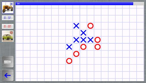 Five in a Row Online|玩棋類遊戲App免費|玩APPs