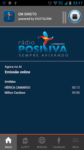 Rádio Positiva Luxemburgo