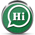 HiWhatsApp - Message Addict icon