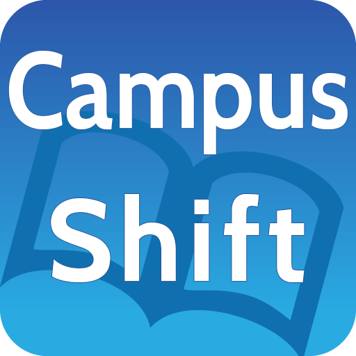 Campus Shift Textbook Search LOGO-APP點子